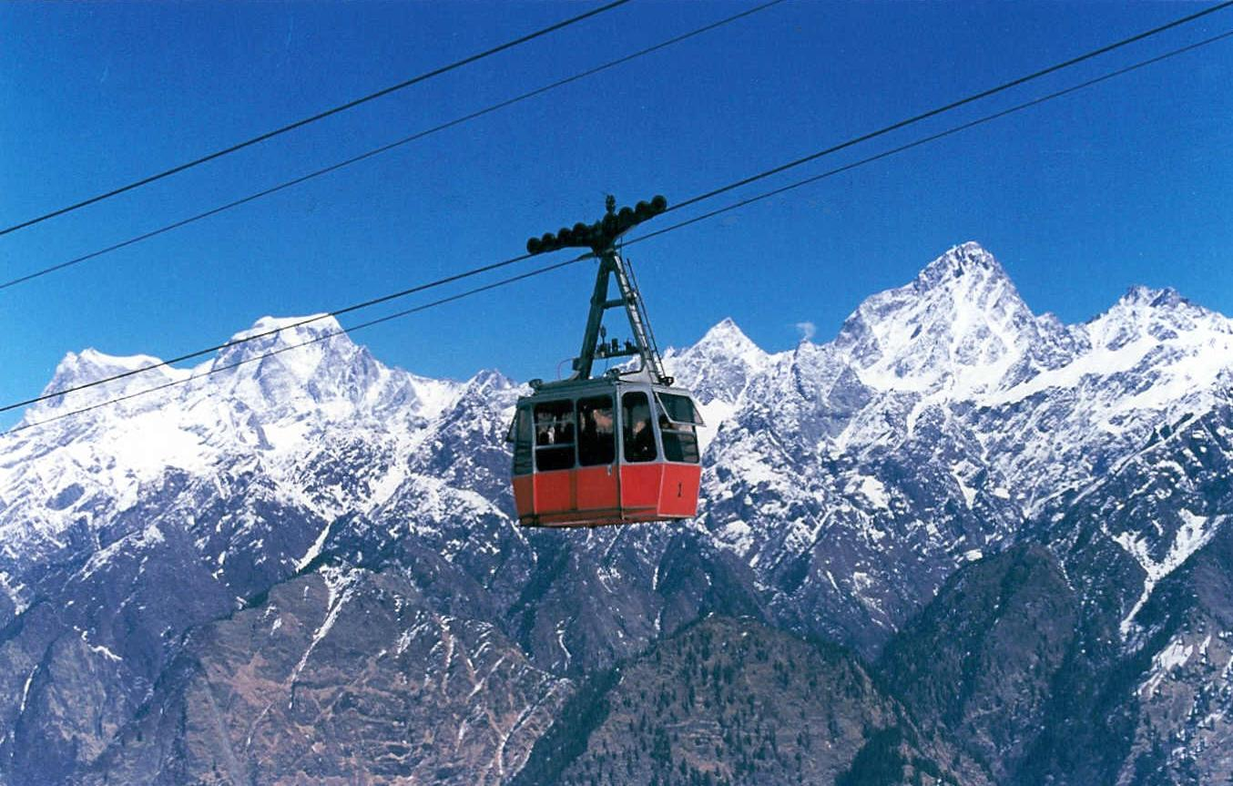 Auli India  city images : AULI: Hill station in India | Travel Portal Of India Travel Portal Of ...