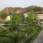 Srimanta Sankardeva Kalakshetra Garden