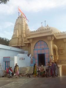 Vishnu Temple at Narayan Sarovar