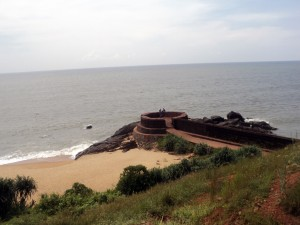 Bekal-Fort-a-Seashore-view