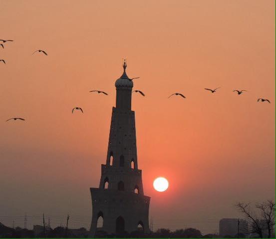 Fateh_Burj_,_village_Chappar_Chiri_,Mohali,_Punjab