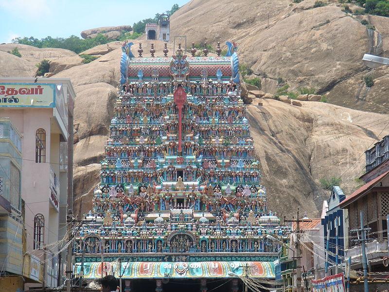 Tirupparamkunram_Murugan_Temple