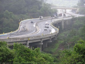 Lonavala Khandala bypass road