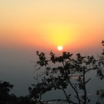 Mount Abu Sun Set point