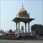 Mysore City Shot