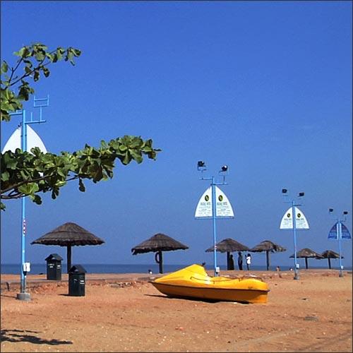 Kerala Cherai Beach