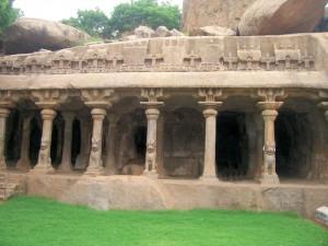 Mahabalipuram_Caves