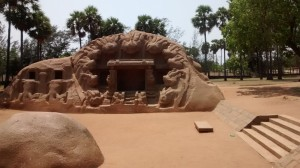 Tiger_caves,_Mahabalipuram