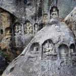 Barabar_Caves_-_Rock_Carvings,_Kawa_Dol_(9224485705)