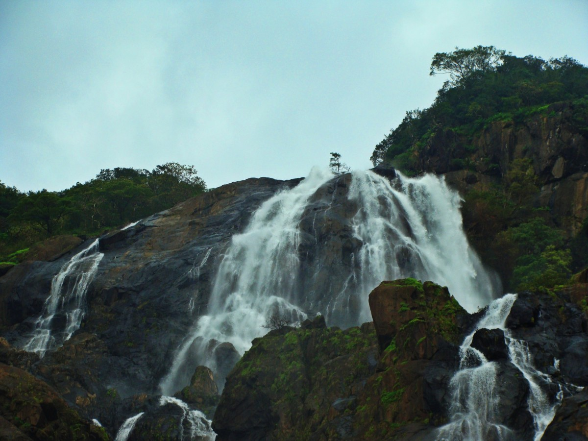Arvalem Waterfall