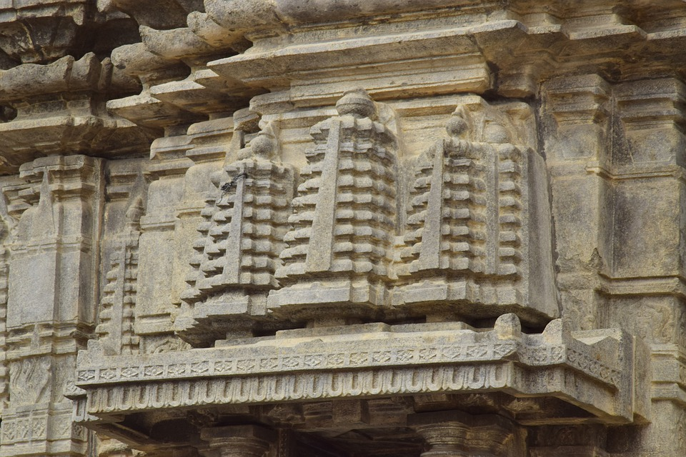 Thousand-Pillar-Temple
